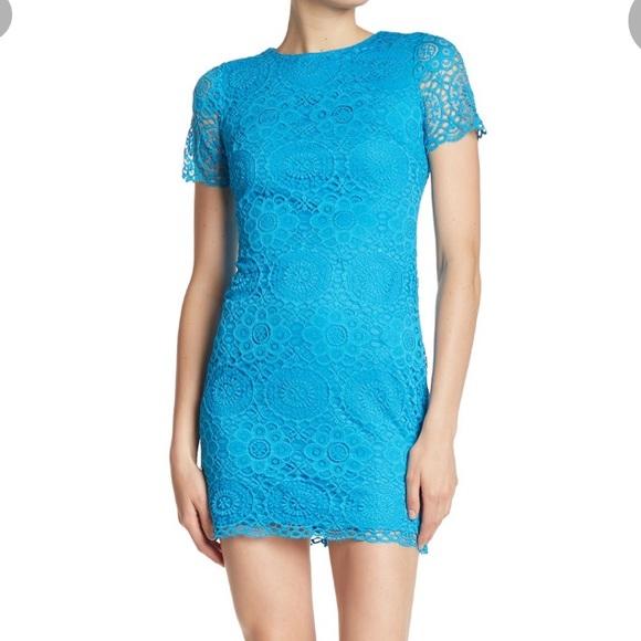 Laundry By Shelli Segal Dresses & Skirts - NWT Laundry by Shelli Segal Lace Minidress